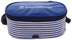 Wonderchef Blue Lunch box ( Set of 1 , 600 ml )