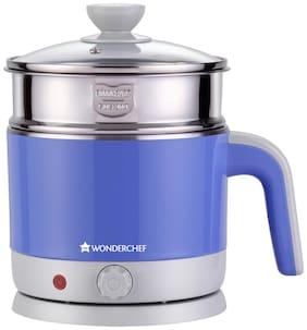 Wonderchef LUXE Multicook Kettle 1.2 Litre (Blue)