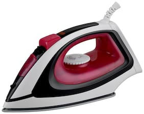 Wonderchef Rotana 1600W Steam Iron (Pink)