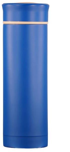 Wonderchef 300 ml Stainless steel Blue Water bottles - 1 pc