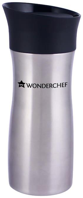 Wonderchef Thermosteel Flask Set of 1 ( Silver , Stainless Steel ,  300 ml )