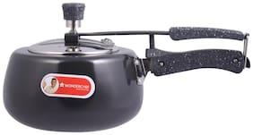 Wonderchef Taurus Hard Anodized Pressure Cooker (3 litre)