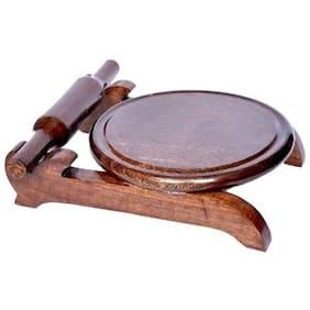 Wooden Stand Chakla Belan chapati maker
