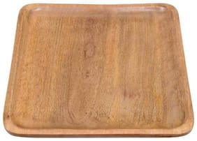 Wooden Tray Wood Serving Dishes for Cake Dessert Fruit Tray Wood Kitchen Utensils Tray