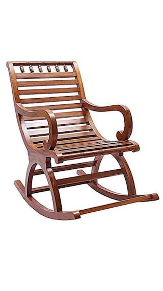 buy worthy shoppee wood rocking chair wooden handicrafts rocking