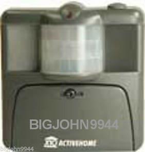 X10 MS16A Active Eye Motion Sensor Indoor/Outdoor (Enhanced MS14A) Factory Fresh