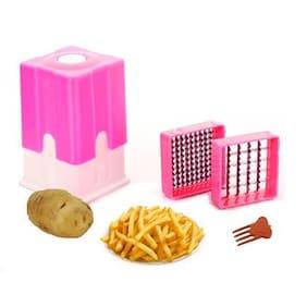 Xpress Fries Maker Pink