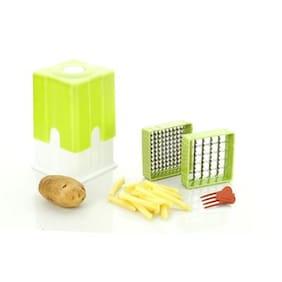 Xpress Fries Maker Green