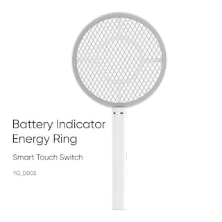 YAGE by Rozzby Mosquito Killer Racket with USB Charging and 1200 mAh Lithium Battery