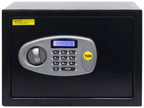 Yale Standard Home Safe with Pin Code Access- 8.6 L Safe Locker (Digital,Key Lock)