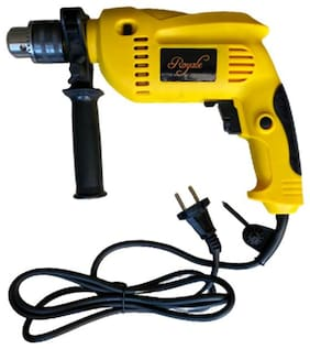 Zebra Premium Tools Royale Z-13MM Reversible 13MM Hammer Drill Machine 650W  | Home & Professional Drilling Z-13MM Impact Drill