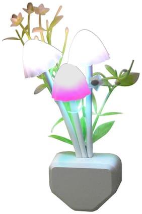 Zephyr Mushroom LED Night Lamp Wall Light