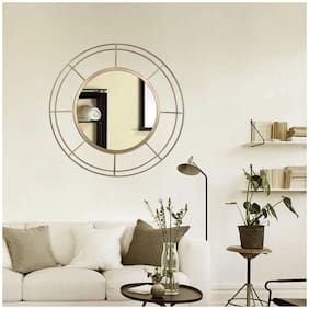 Zincopp Iron Mirror - Set of 1