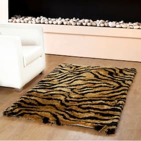 HomeFurry Tiger's Skin Area Rug