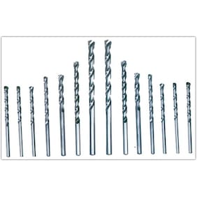 Branded Pack Of 13 Hss Drill Bits Professional Quality