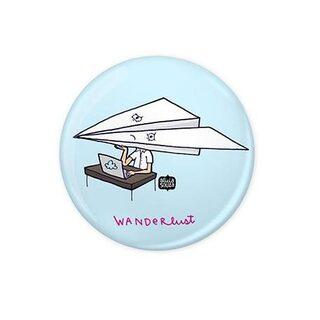 Alicia Souza Wanderlust Badge