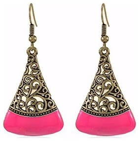 Antique Fancy Party Wear Dangler Earrings for Girls and Women