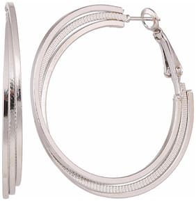 Archi Collection Trendy Hoop Earrings For Girls And Women