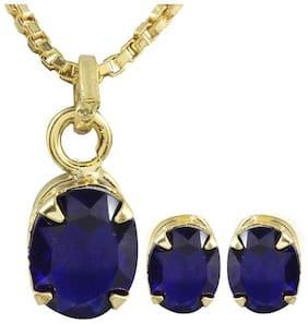 Archi Collection Blue Pendant Set