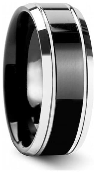 Black Thumb Ring