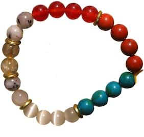 Brahmatells Multi-Colour Unisex Bracelet