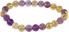 Brahmatells Ametrine Tumble Bracelet For Men & Women