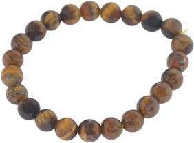 Brahmatells Tiger Eye Bracelet For Men & Women
