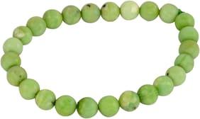 Brahmatells Chrysoprase Bracelet For Men & Women