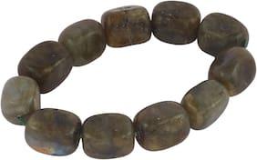 Brahmatells Labradorite Tumble Bracelet For Men & Women