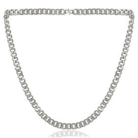 CzarDonic Stainless Steel Chain For Unisex