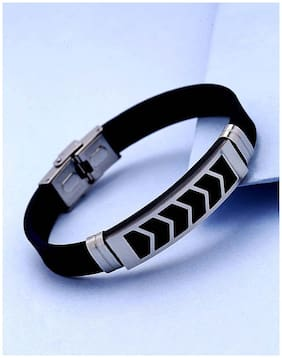 Dare by Voylla Royal Bands Arrows Bracelet