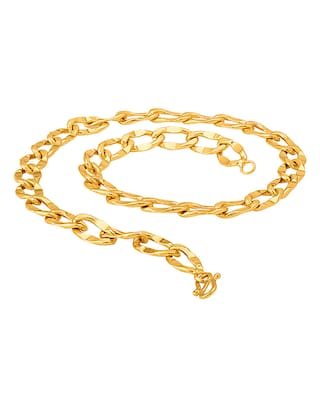 3bfb4ca402dc4 Dare By Voylla Gold Plated Link Chain For Men From Linking Laureate