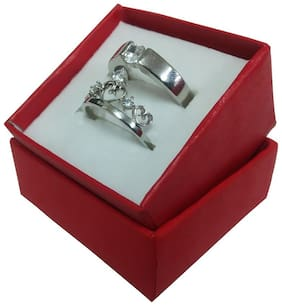Silver Stainless Steel Ring