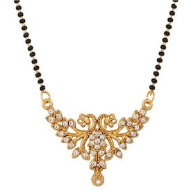 Dg Jewels Peacock Mangalsutra-CMS7100