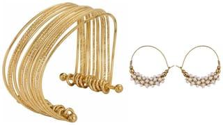 Efulgenz Combo of Trendy Stylish Fashion Bracelet
