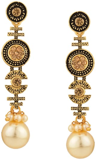 Buy Efulgenz Fashion Jewellery Stylish Antique Ethnic Boho Vintage