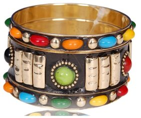 Loxia Multicolor Fashion Bangle