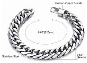 Genuine Silver Bracelet Heavy Quality