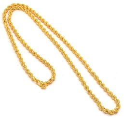Gold Plated Heavy Chain for Men by Fast Delight