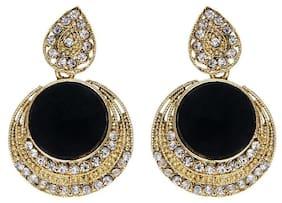 Grand Jewels Gold and Black Pendants