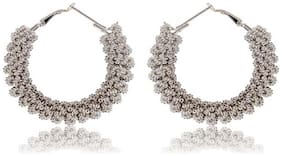 Grand Jewels Silver Earings