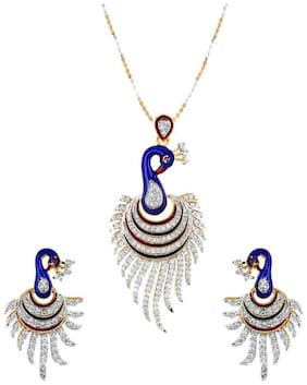 Grand jewels Mayur Pendants