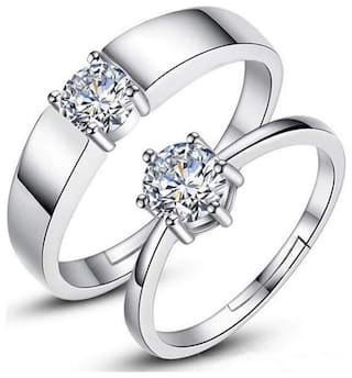 Heer Collection Adjustable For Couple Ring