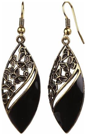High Trendz Oxidised Stylish Fancy Party Wear Dangler Earrings For Women And Girls