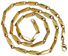Italian Imported Premium Quality Gold Plated Chain for Men & Boys