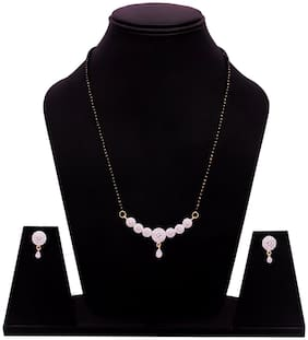 JDX Anchor Chain Mangalsutra for Women