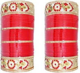 Jdx Fashionable Bridal Wedding Chuda Bangle For Women