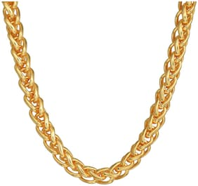 Latest Fashion Gold Plated Thick Chain