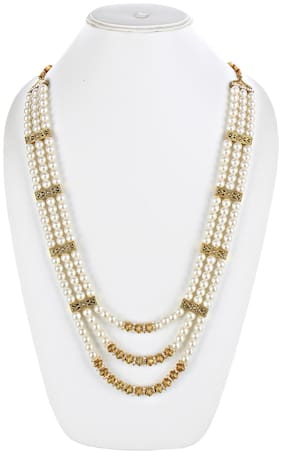 Alloy White Necklace