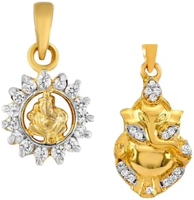 Alloy Gold;White Ethnic Necklace Set